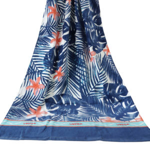 Hot sale of bright and beautiful printed beach towel
