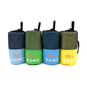 Premium cooling towel for water absorption and the fast dry colorful towel