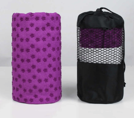 Cooling Towel Sport Towel Yoga Towel-purple