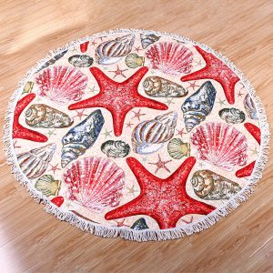 Round beach towels 18